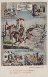 Nürnberg - Der Eppelein Sprung