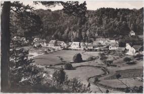 Behringersmühle - Fränkische Schweiz 1964