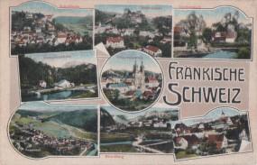 Fränkische Schweiz - Egglofstein - Tüchtersfeld - Stempfemühle - Stroitberg - Gräfenberg