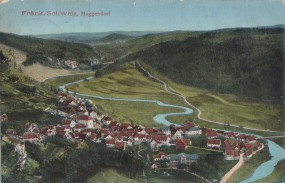 Muggendorf - Fränkische Schweiz