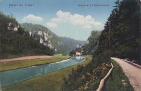 Wiesentthal mit Schottersmühle - Fränkische Schweiz