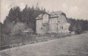 Bischofsgrün i. Fichtelgebirge - Pension Villa Helene 1916
