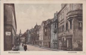 Marktredwitz - Hauptstraße