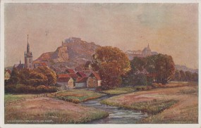 Horas - Kalvarienberg - Fauenberg bei Fulda 1933