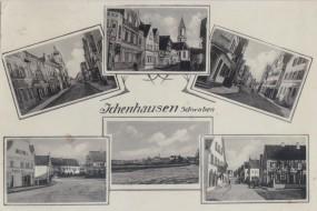 Ichenhausen - Schwaben 1941