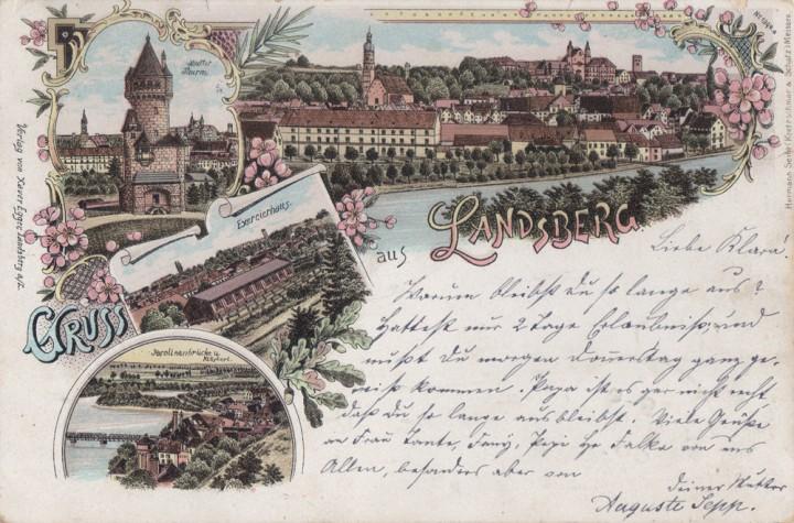 plz landsberg