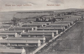 Lager Lechfeld - Baracken-Lager 1900