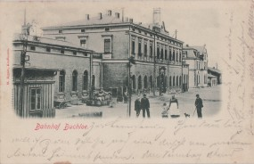 Bahnhof Buchloe 1900