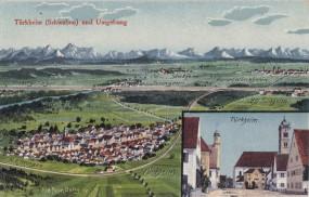 Türkheim (Schwaben) und Umgebung 1946