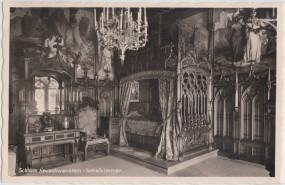 Schloss Neuschwanstein - Schlafzimmer | PLZ 8959 | PLZ 89 ...