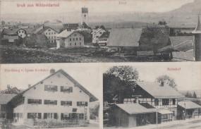 Wildpoldsried - Total - Handlung von Ignaz Köcheler - Bahnhof