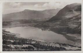 Bühl am Alpsee bei Immenstadt im Allgäu - vom Flugzeug aus 1936