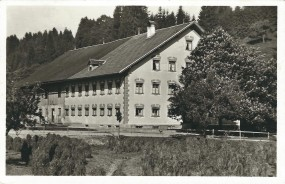 Niedersonthofen - Allgäu, Gasthaus zum Kreuz