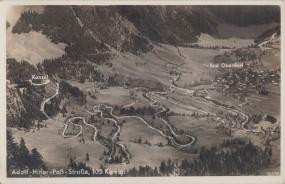 Adolf-Hitler-Paß-Straße - 105 Kurven - Kanzel - Bad Obersdorf