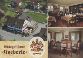 Bodolz - Gutsgasthaus Koeberle
