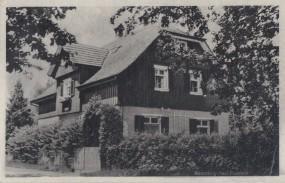 Wasserburg - Haus Roseneck 1951