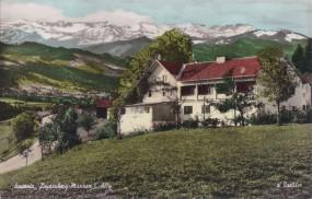 Lindenberg-Manzen im Allgäu - Gasthof und Pension Bavaria - Nähe Alpenstraße - Bodensee
