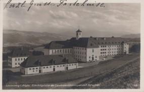 Lindenberg im Allgäu - Erholungsheim der Landesversicherungsanstalt Schwaben