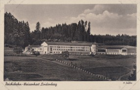 Reichsbahn-Waisenhort Lindenberg