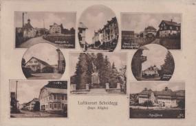 Luftkurort Scheidegg (bayr. Allgäu)