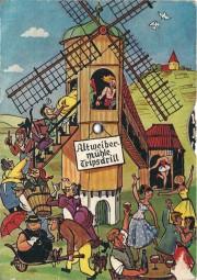 Altweibermühle Tripsdrill bei Bönnigheim