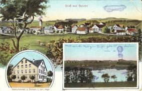 Beuren - Gastwirtschaft z. Ochsen v. Jon. Hage
