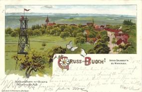 Buoch - Station Grunbach i.R. od. Winnenden