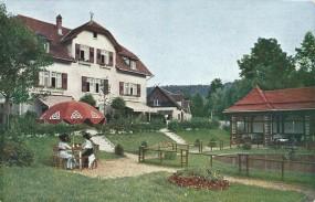 Café Waldhof - Feuerbachtal bei Stuttgart