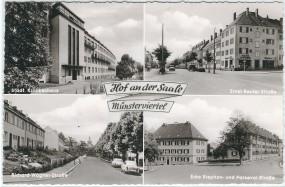 Hof an der Saale - Münsterviertel