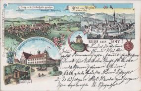 Isny im Allgäu 1899