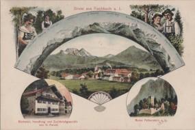 Fischbach a. I. - Ruine Falkenstein