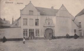 Audenarde - Beguinage 1916