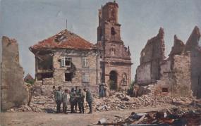 Uffholz - Kirche 1916
