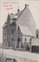 Vosselaere - Het Klooster 1918