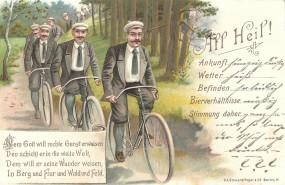 Fahrrad - App Heip!
