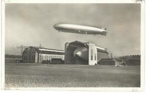 Graf Zeppelin und LZ 129