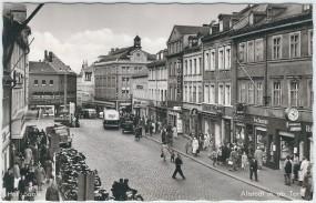 Hof Saale - Altstadt m. ob. Tor
