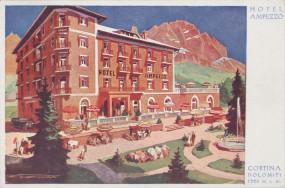 Cortina - Dolomiti - Hotel Ampezzo