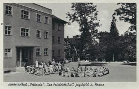 Bad Friedrichshall-Jagstfeld a. Neckar - Kindersolbad