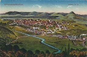 Kirchentellinsfurt - Achalm 705m