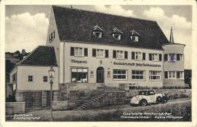 Kulmbach Siechengrund - Gaststätte Reichenbächer