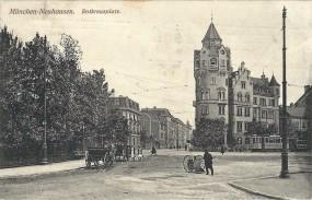 München- Neuhausen - Rotkreuzplatz