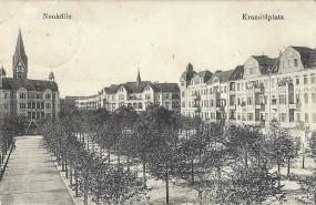 Berlin - Neukölln, Kranoldplatz