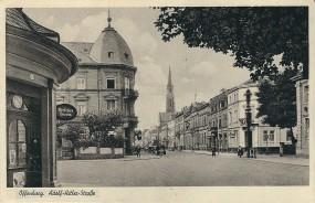 Offenburg - Adolf-Hitler-Straße