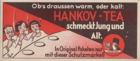 Hankov-Tea
