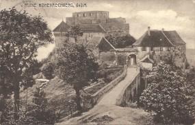 Ruine Hohenrechberg 643m