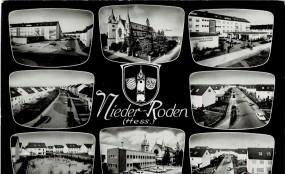 Nieder-Roden Kirche Stadt