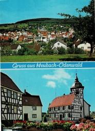 Gruss aus Heubach-Odenwald
