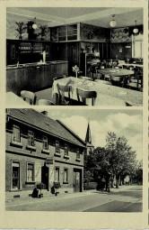 Dieburg Gasthaus und Metzgerei Franz Rachor