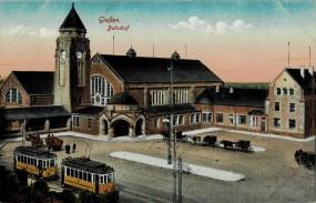 Gießen Bahnhof